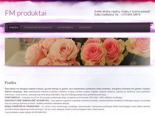 Editos Galdikienės svetainė