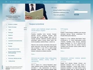 Finansinių nusikaltimų tyrimo tarnyba prie VRM