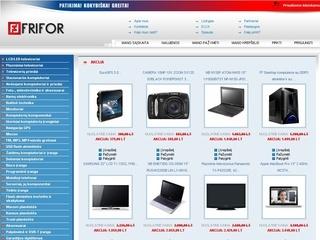 FRIFOR – kompiuterinė, buitinė, skaitmeninė technika