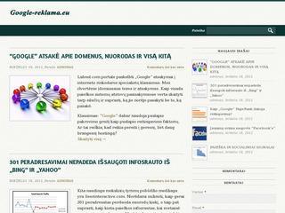 Tinklapių optimizavimo paslaugos – SEO