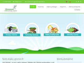 Greenas – valymo paslaugos Klaipėdoje