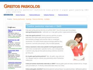 Info apie greitas paskolas internetu