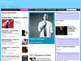 Gyvos muzikos svetainė, mylintiems gyvą muziką