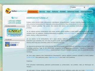 Hidrokostiumas, neopreniniai hidrokostiumai