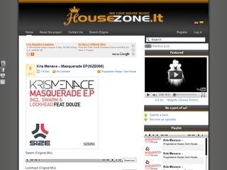 HouseZone.lt – Kokybiška House muzika Tau!
