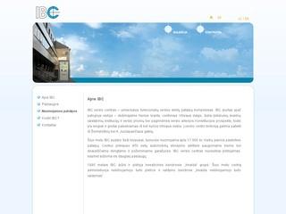 Ibc, tarptautinis verslo centras