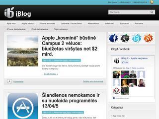 iBlog.lt Apple Naujienos