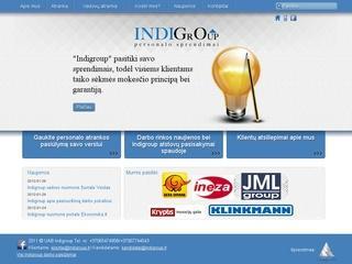 Indigroup – Personalo sprendimai