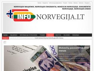Norvegijos naujienos, Norvegijos emigrantai