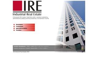 Industrial real estate, UAB