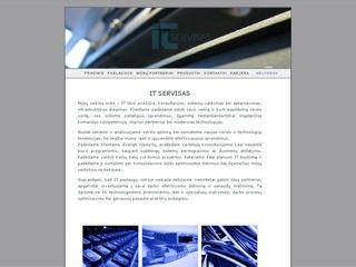 Informacinių technologijų servisas, UAB