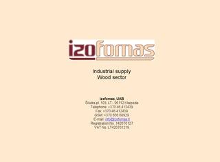 Izofomas.lt – mediniai komponentai