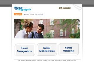 Kalbų kursai Klaipėdoje