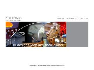Tautvydas Kaltenis – Dizainas, interjeras, kūryba, grafika