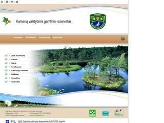 Kamanų valstybinis gamtinis rezervatas