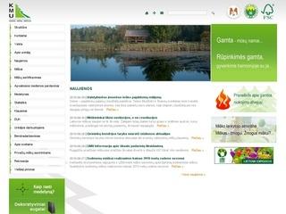 VĮ Kauno miškų urėdija