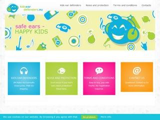 KidsEarDefenders.eu – 3M Peltor Kid ausinės