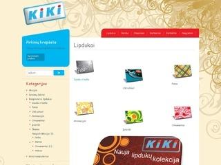 Kiki – kompiuterių aksesuarai