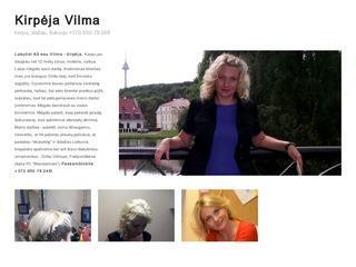Kirpėja Vilma