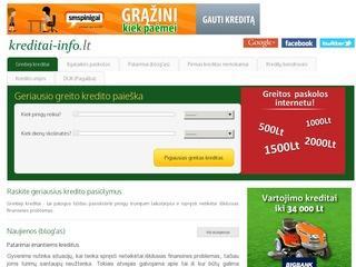 kreditai-info.lt