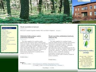 VĮ Kuršėnų miškų urėdija