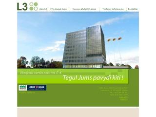 L3, verslo centras