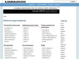 Nemokamų skelbimų laikraštis internete