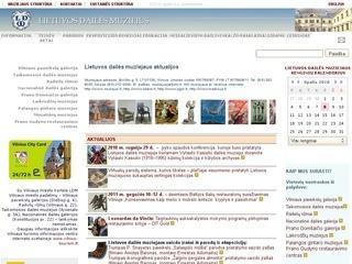 Lietuvos dailės muziejus