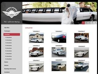 Pajūrio limuzinai — limuzinų nuoma