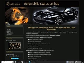 Automobilių švaros centras