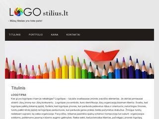 Logotipo, vizitinių kortelių, firminio stiliaus kūrimas