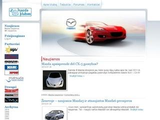 Lietuvos Mazda klubas