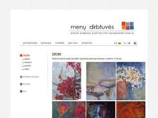 """Galerija studija """"Menų dirbtuvės"""""""