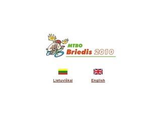 Mtbobriedis.lt – orientavimosi varžybos sporto kalnų dviračiais.