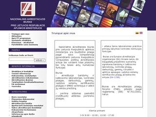 Nacionalinis akreditacijos biuras prie LR AM