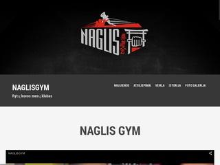 Naglis gym