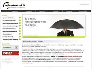 Teisinis įmonių restruktūrizavimas