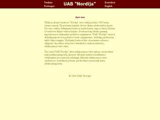 Nordija, UAB