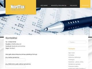 Nordtax – Buhalteres paslaugos Norvegijoje