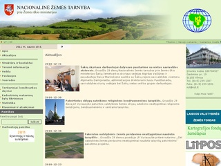 Nacionalinė žemės tarnyba prie ŽŪM