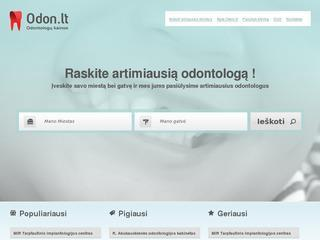 Odontologijos klinikos internete
