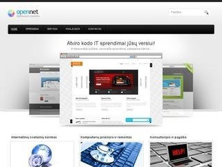 Opennet.lt – atviro kodo IT sprendimai