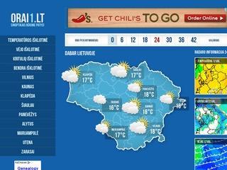 Orai1.lt Lietuvoje