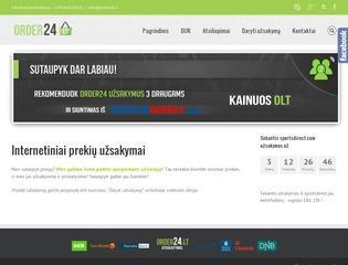 order24.lt – sportsdirect užsakymai