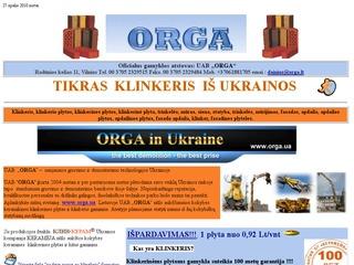 Orga, UAB