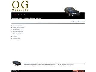 Automobilių,mikroautobusų nuoma