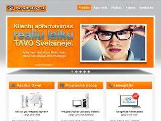Klientų aptarnavimas internetu