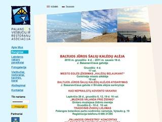 PalangaVRA – Palangos viešbučių ir restoranų asociacija