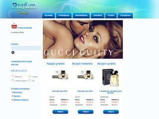 parfumlinija.lt: parfumerija, originalių kvepalų e-parduotuvė