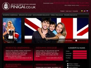 Finansinės ir teisinės paslaugos UK